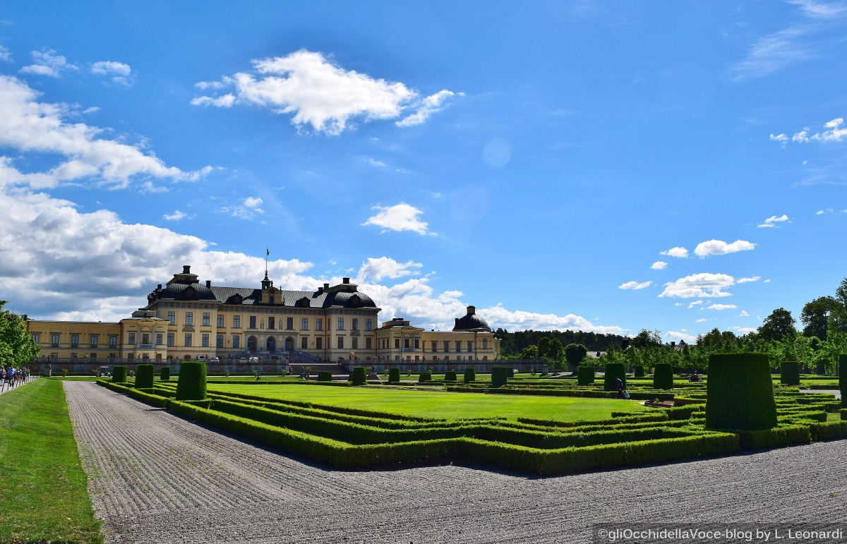 Stoccolma pt 3 unesco drottingholm slott e il giardino delle meraviglie gli occhi della - Il giardino delle meraviglie ...