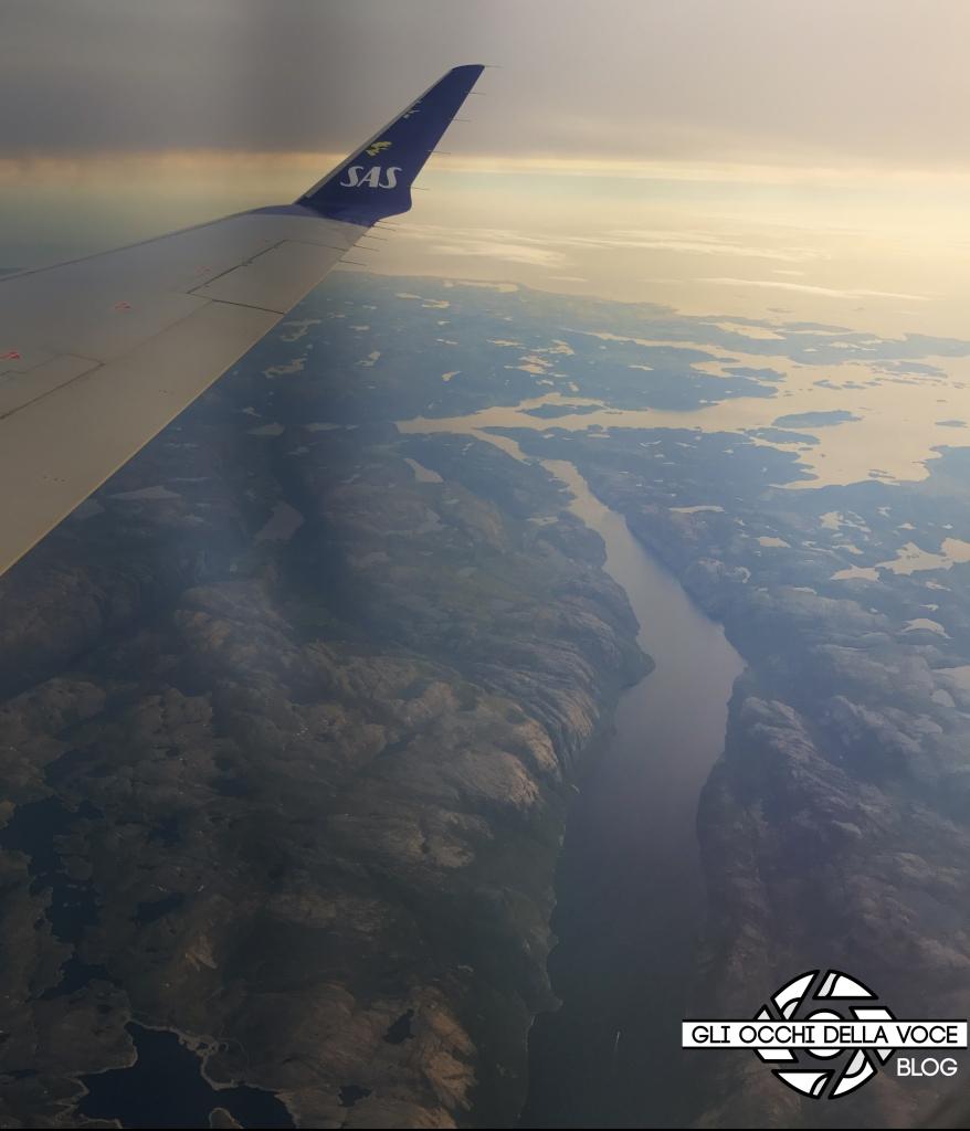 bergen norvegia fiordo